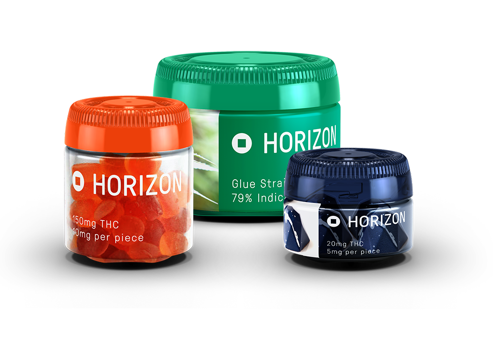 Horizon Custom Cannabis Packaging
