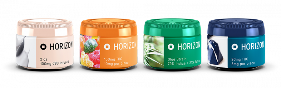 Customizable Cannabis Packaging from Horizon